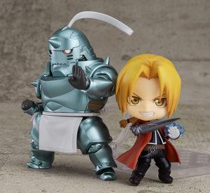 Nendoroid Alphonse Elric 8