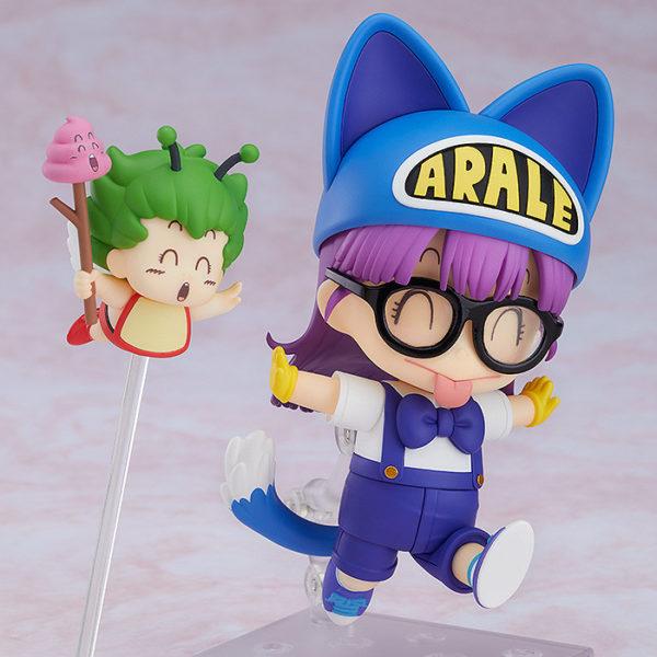 Nendoroid Arale Norimaki cat ver. 1