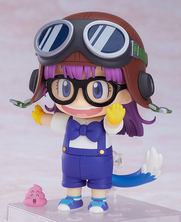 Nendoroid Arale Norimaki cat ver. 4