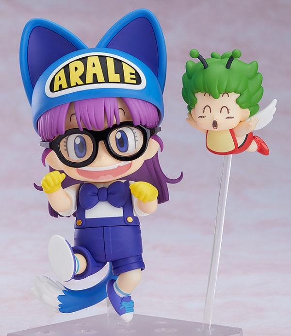 Nendoroid Arale Norimaki cat ver.