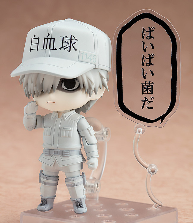 Nendoroid whithe blood 3