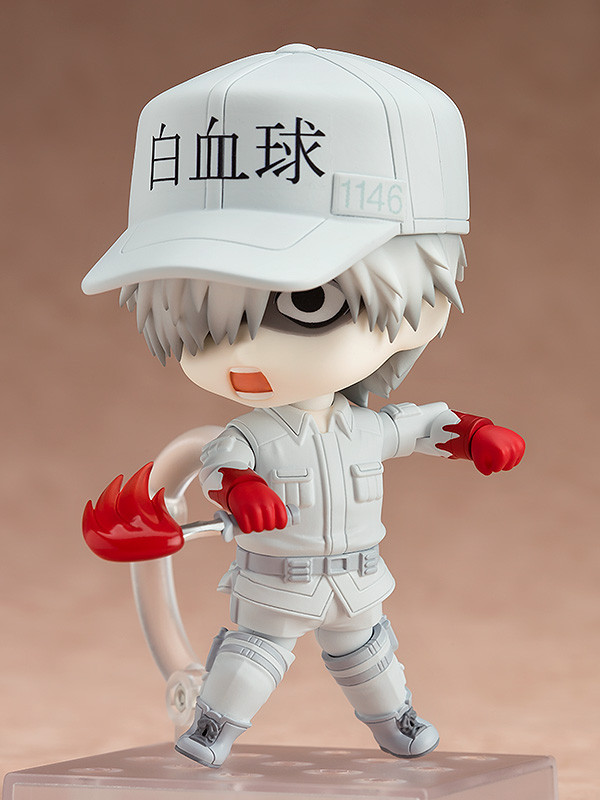 Nendoroid whithe blood 4