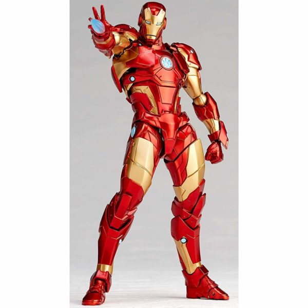 Revoltech iron man 2