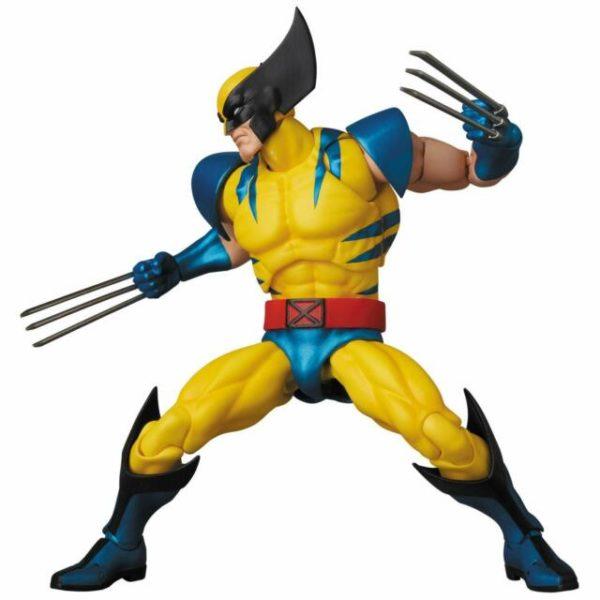 Wolverine mafex