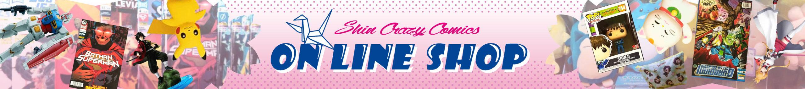 Shin Crazy Comics