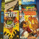Panini comics e DC dark nights metal aquaman harley quinn wonder woman nuove 22 settembre 2020