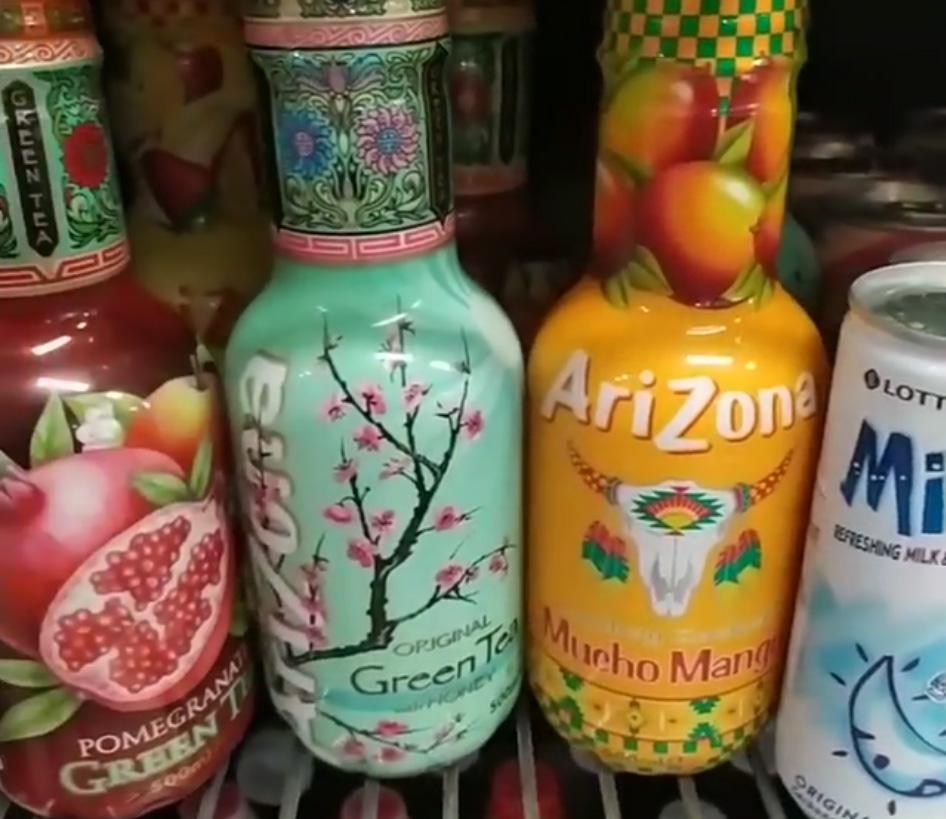 Venite a scegliere la vostra bevanda preferita!