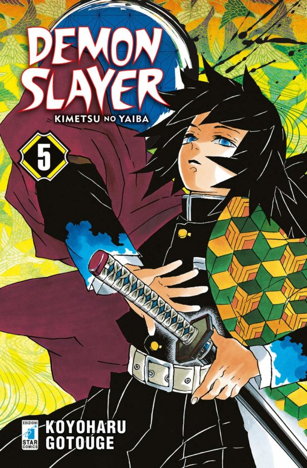 demonslayer 5