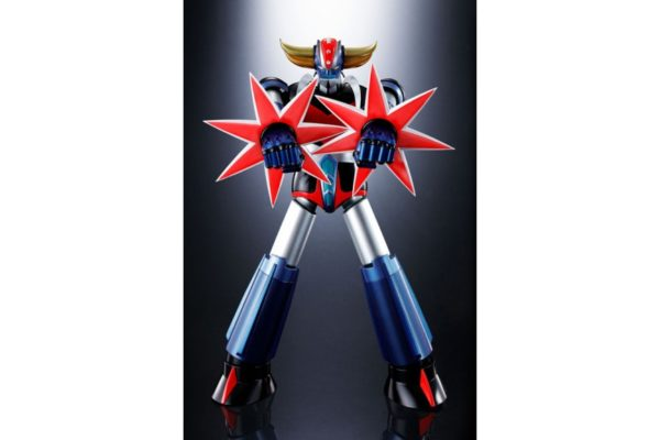 soul of chogokin gx 76 grendizer dc ufo robot grendizer bandai