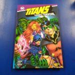 titans panini comics ottobre 2020