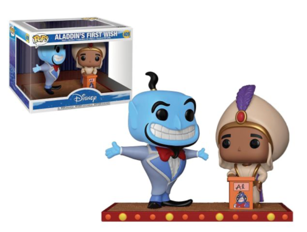 Funko Pop Alladins first wish 409 001