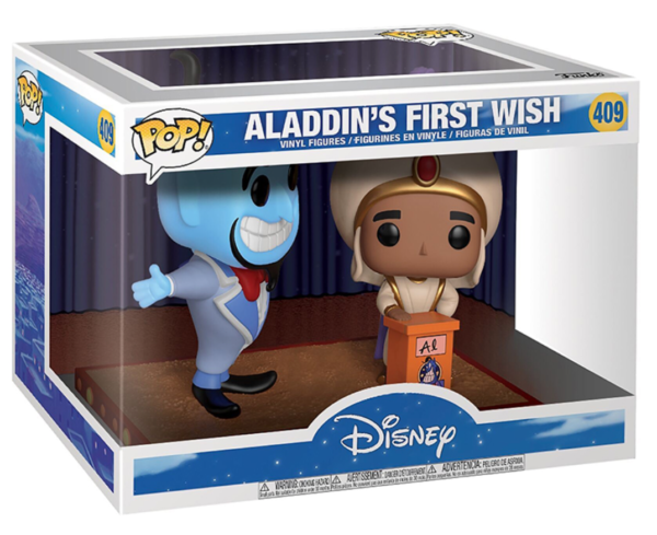 Funko Pop Alladins first wish 409 002