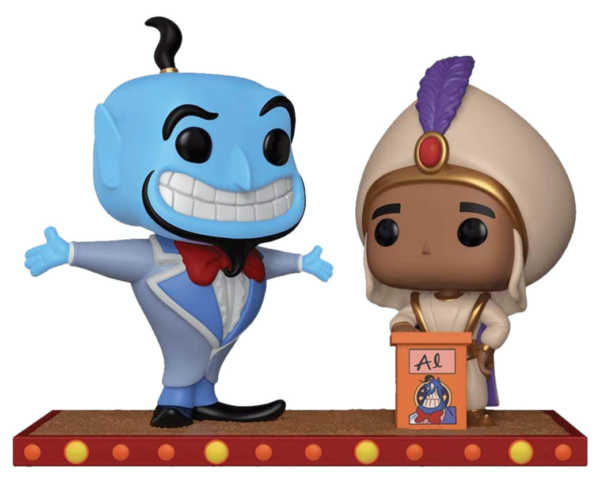 Funko Pop Alladins first wish 409 003