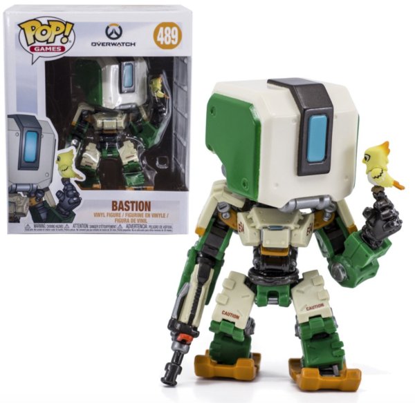 Funko Pop Bastion Overwatch 489 01