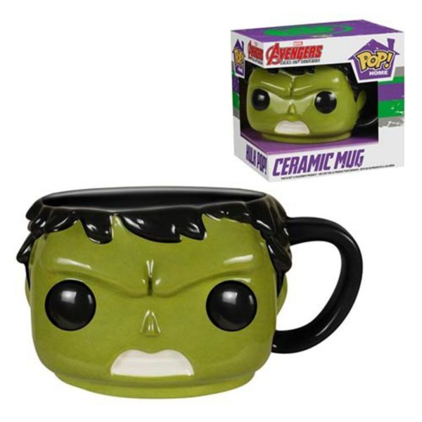 Funko Pop Ceramic Mug Hulk 1