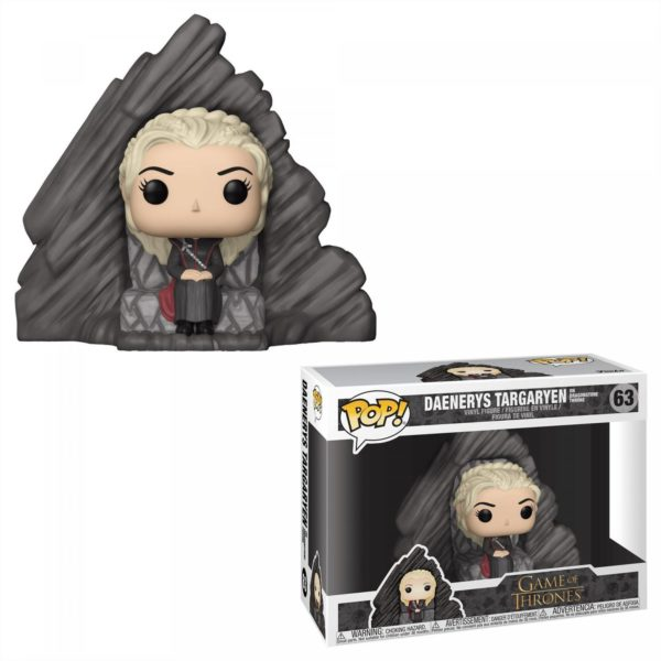 Funko Pop Game of Thrones Daenerys Targaryen 63