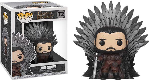 Funko Pop Game of Thrones John Snown n.72