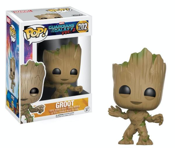 Funko Pop Groot 202