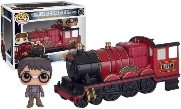 Funko Pop Hogwarts Express Engine with Harry Potter n.20