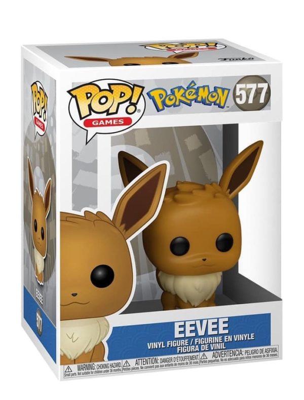 Funko Pop Pokemon Eevee n.577 03