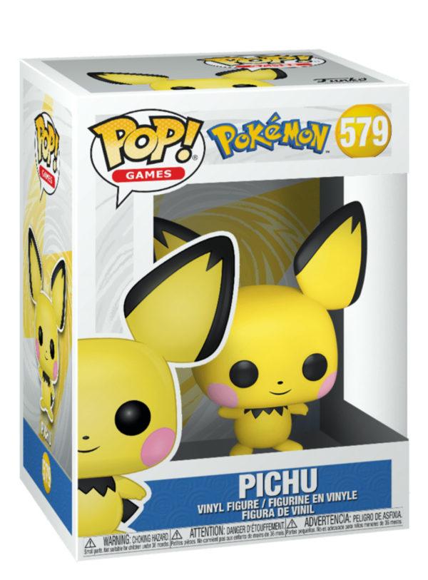 Funko Pop Pokemon Pichu n579 0011