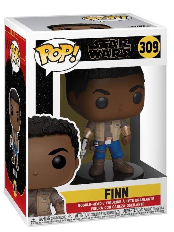 Funko Pop Star Wars Finn n.309
