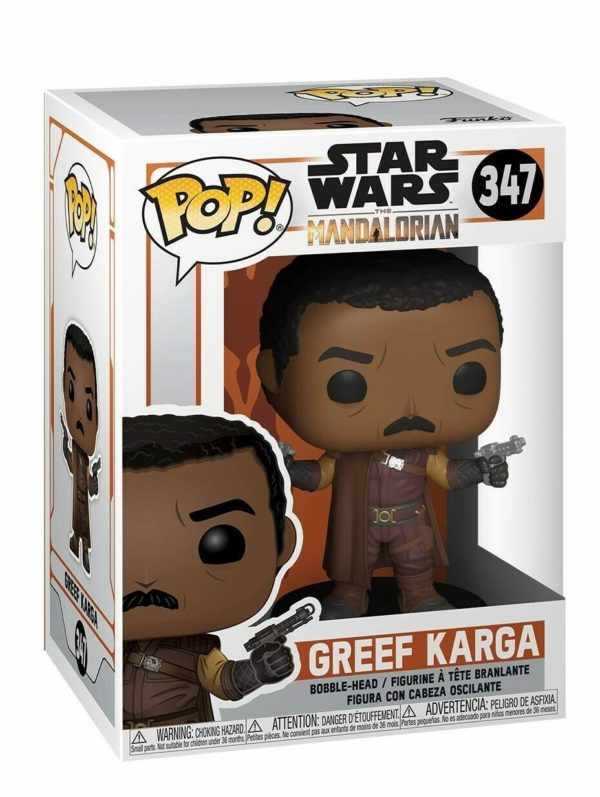 Funko Pop Star Wars Greef Karga n.347