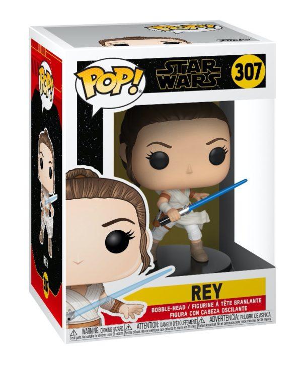 Funko Pop Star Wars Rey n.307