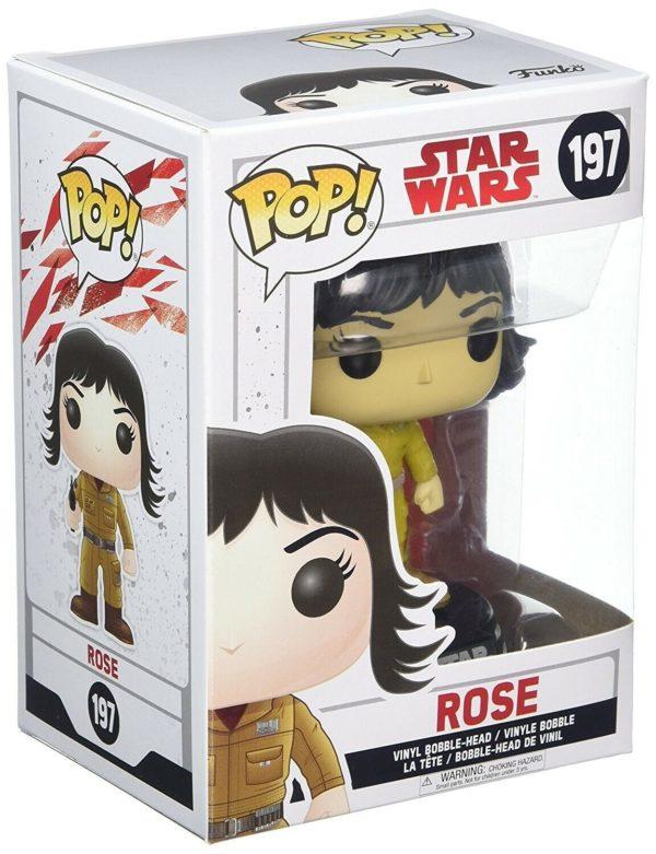 Funko Pop Star Wars Rose n.197