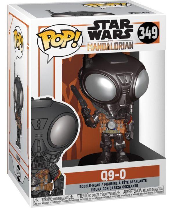 Funko Pop Star Wars The Mandalorian Q9 0 n.349