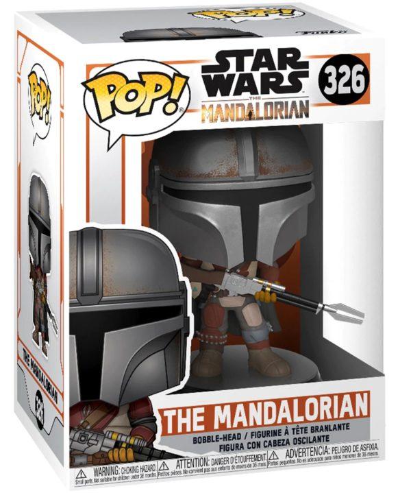 Funko Pop Star Wars The Mandalorian n.326