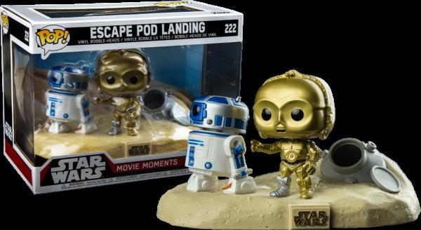 Star Wars Escape Pod Landing n.222