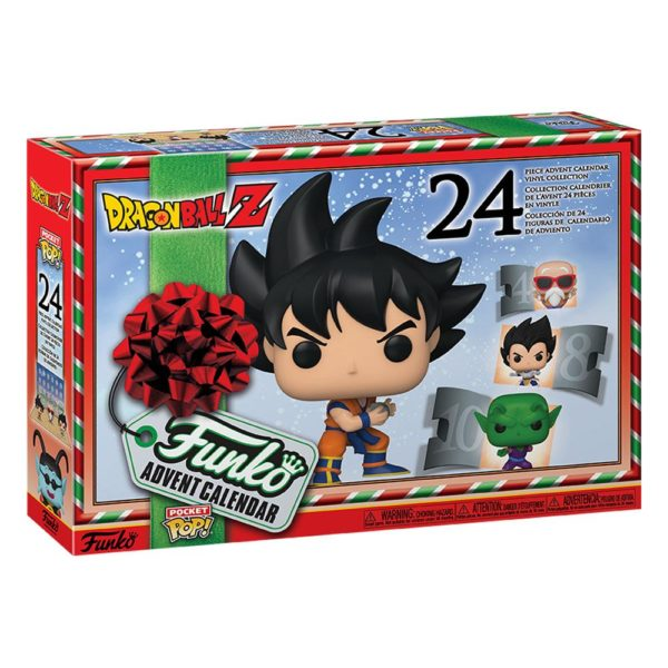 calendario Dragon ball