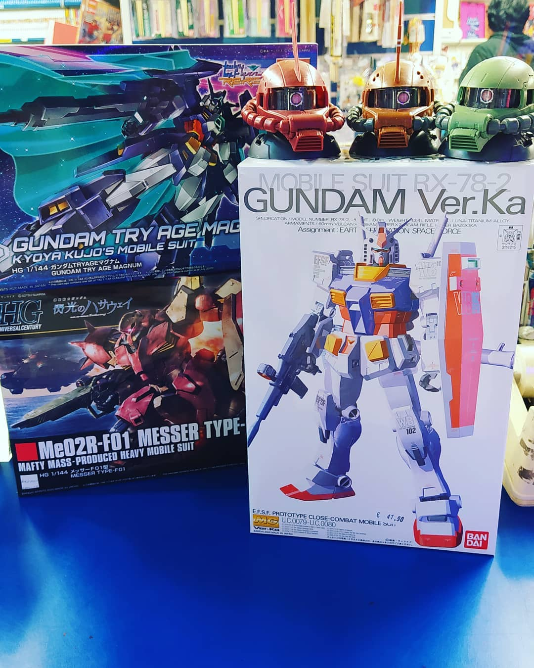 Novità Gundam model kits