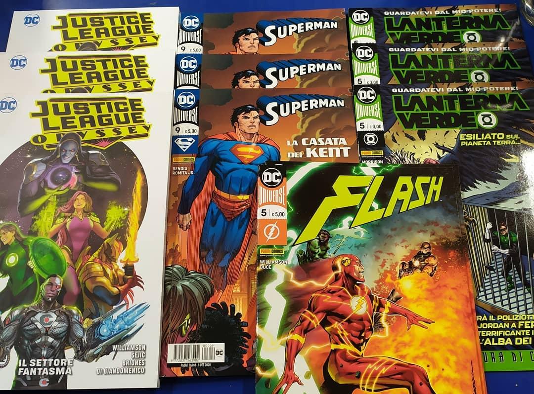 Novità DC Comics