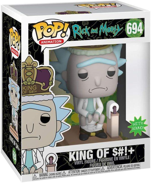 rick e morty pop 1