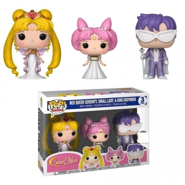 sailor moon funko