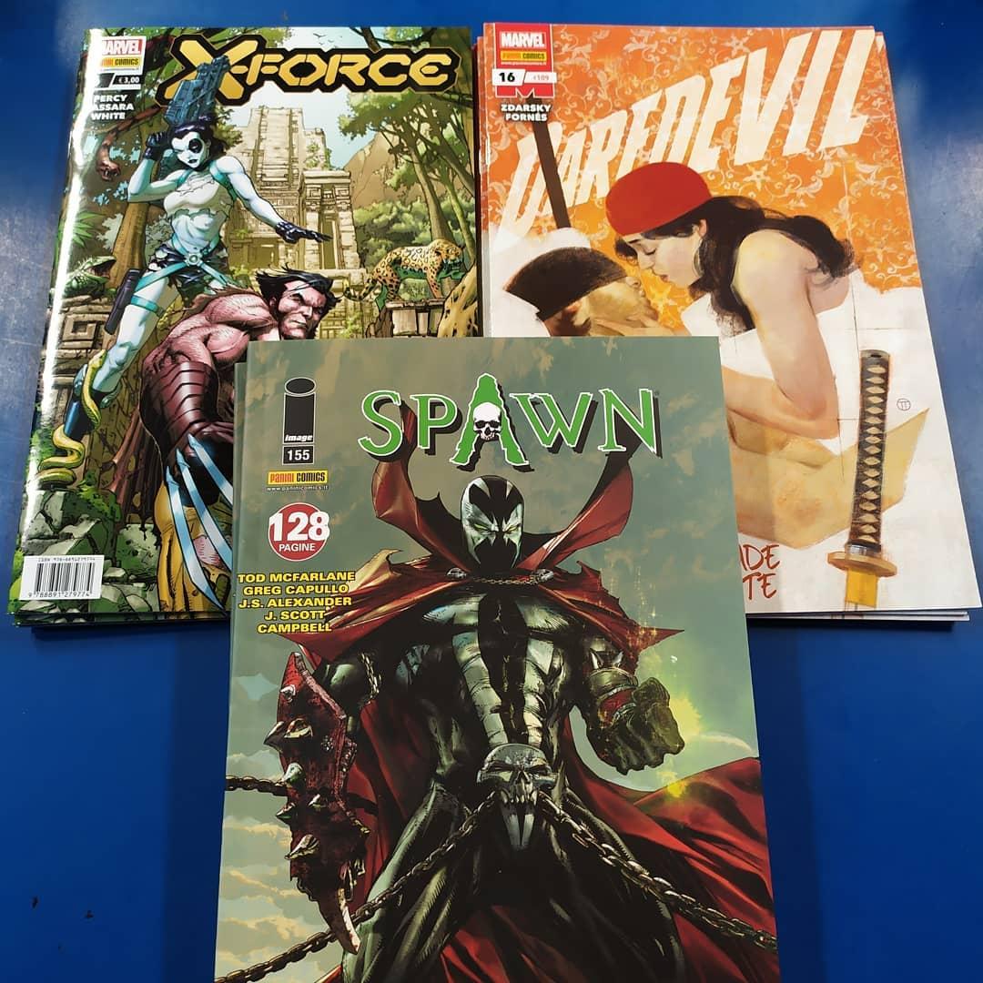 Novità Panini Comics