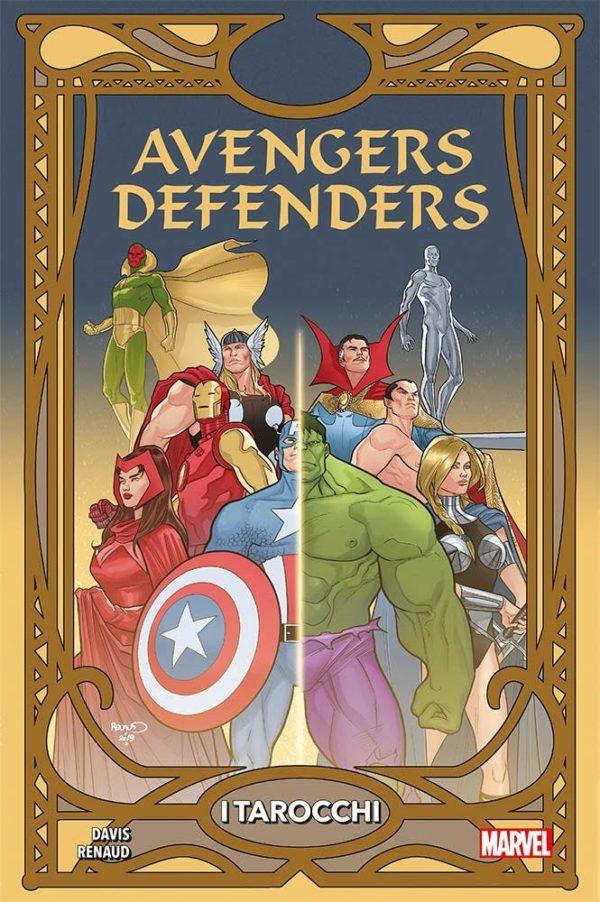 avengers defenders