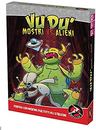 mostri vs alieni