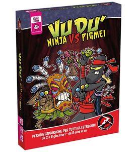 ninja vs pigmei